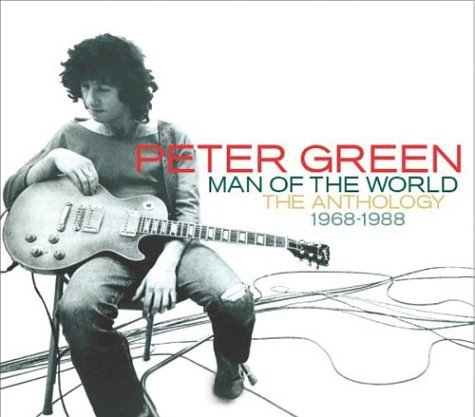 CD GREEN, PETER - MAN OF THE WORLD: THE ANTHOLOGY 1968-1988