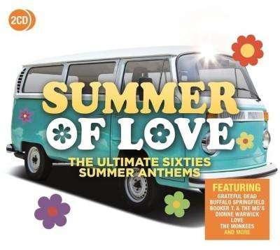 CD VARIOUS ARTISTS - SUMMER OF LOVE