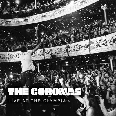 Vinyl CORONAS, THE - LIVE AT THE OLYMPIA