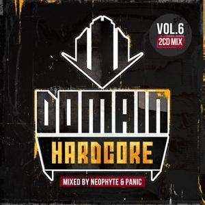 CD V/A - DOMAIN HARDCORE VOL.6
