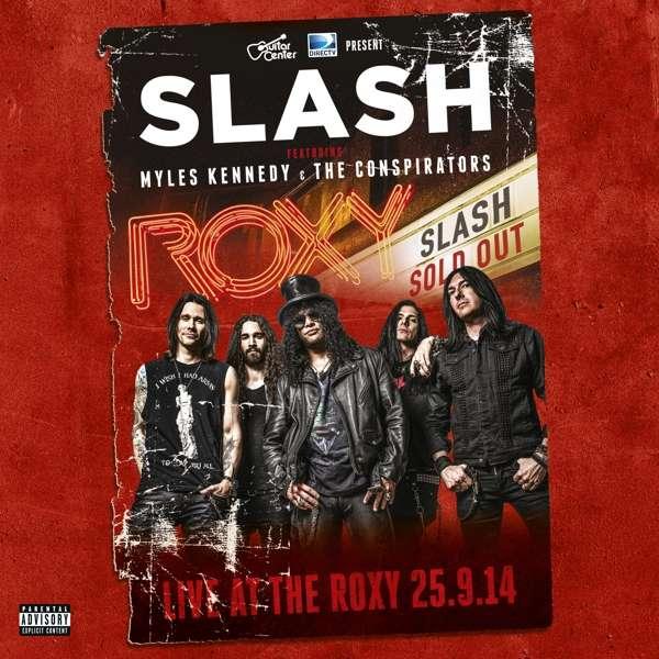 Slash - Vinyl LIVE AT THE ROXY