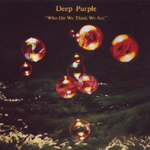 Deep Purple - CD WHO DO WE THINK WE ARE