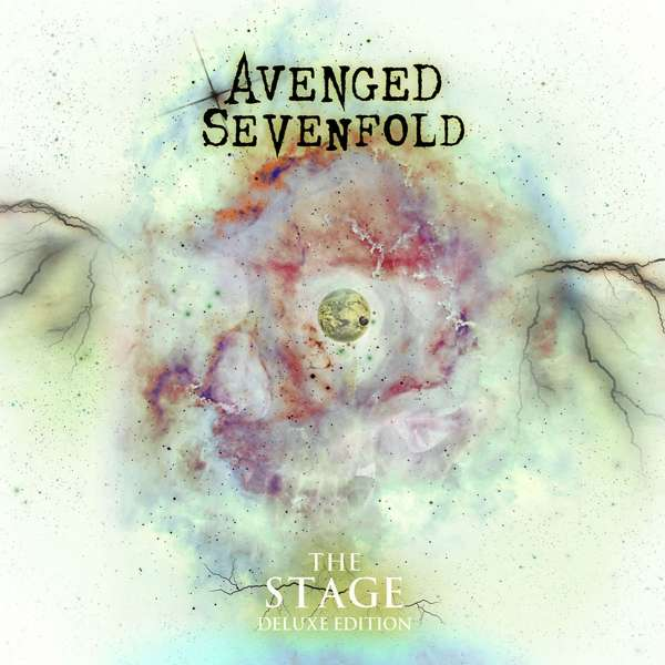 Avenged Sevenfold A7X - CD THE STAGE DELUXE EDITION