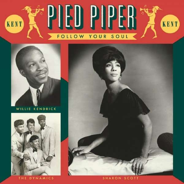 CD V/A - PIED PIPER: FOLLOW YOUR SOUL