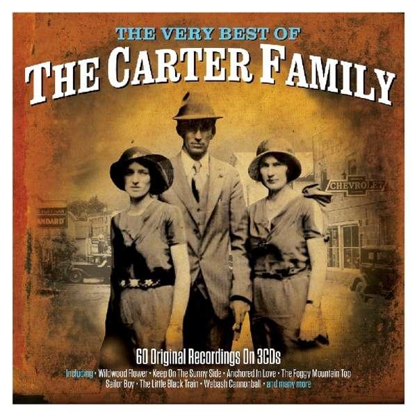 CD CARTER FAMILY - VERY BEST OF