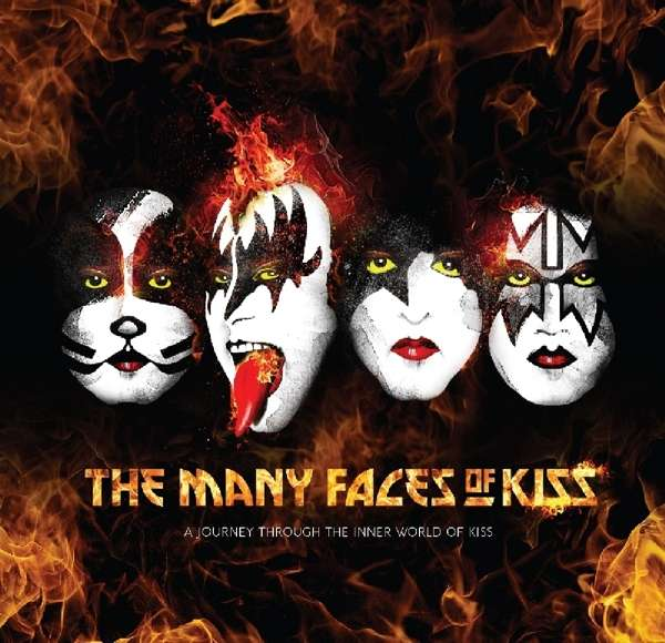 CD KISS.=V/A= - MANY FACES OF KISS