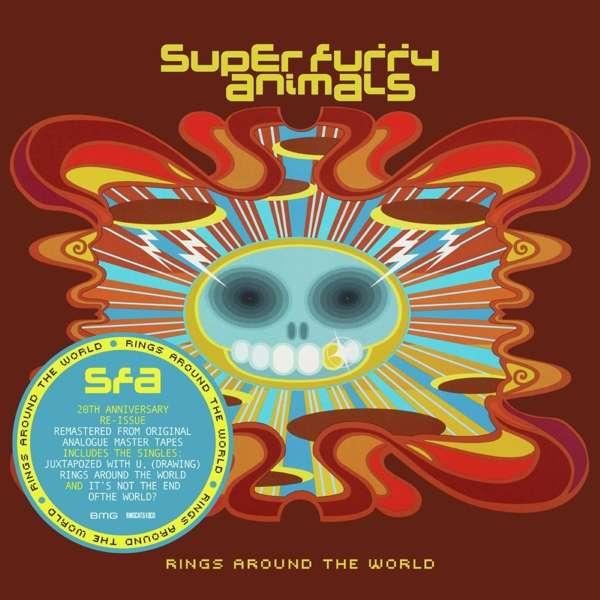 Super Furry Animals - CD RINGS AROUND THE WORLD (20TH ANNIVERSARY EDITION)