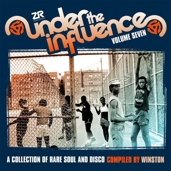 CD V/A - UNDER THE INFLUENCE 7
