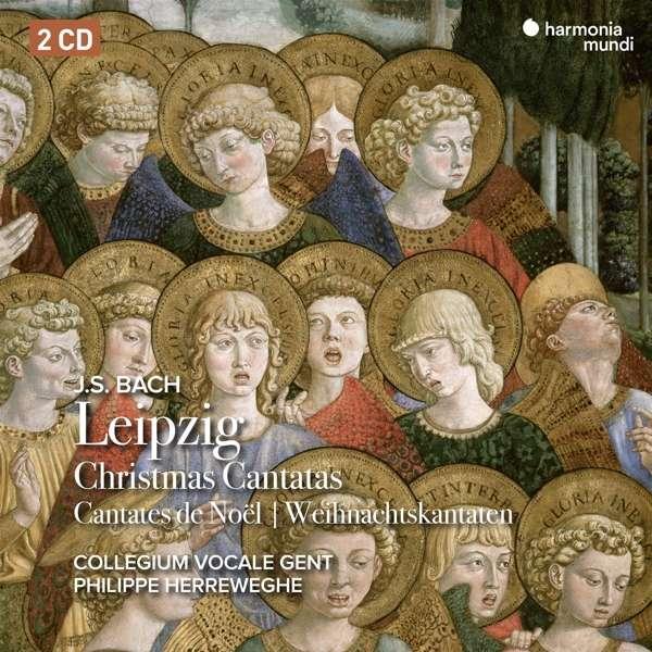 CD BACH, J.S. - LEIPZIG CHRISTMAS CANTATAS