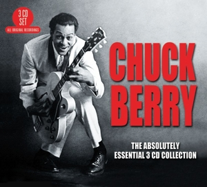 CD BERRY, CHUCK - ABSOLUTELY ESSENTIAL 3 CD COLLECTION