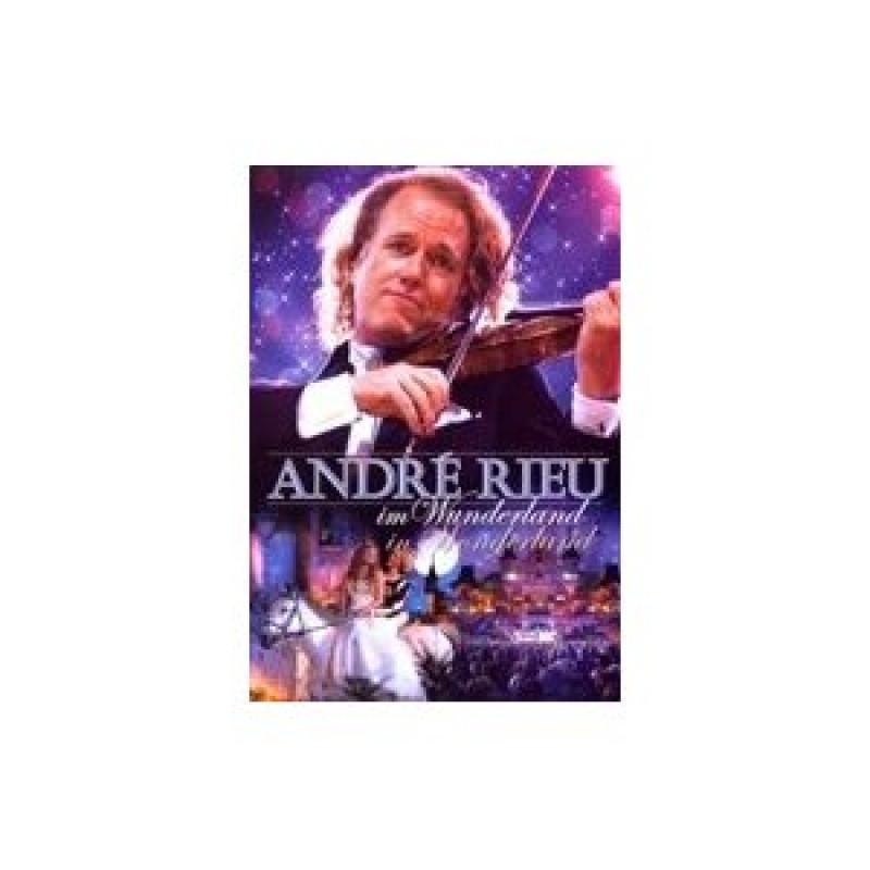 DVD RIEU ANDRE - ANDR RIEU IM WUNDERLAND