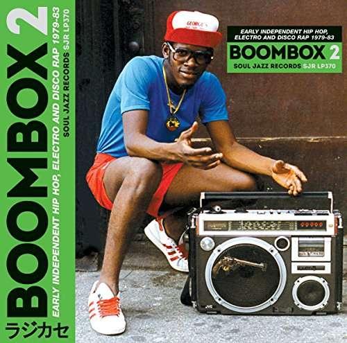 CD V/A - BOOMBOX 2