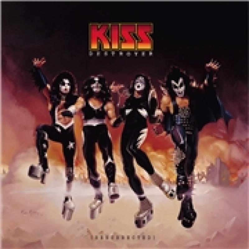 Kiss - CD DESTROYER RESURRECTED