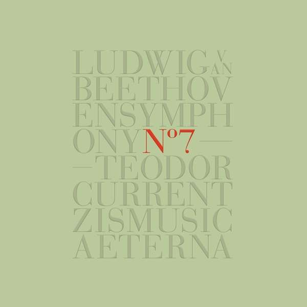 CD CURRENTZIS, TEODOR - Beethoven: Symphony No. 7 in A