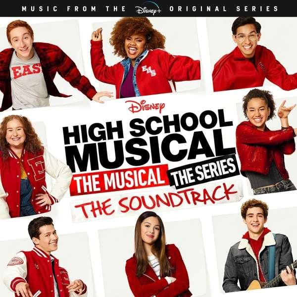 Soundtrack - CD HIGH SCHOOL MUSICAL...