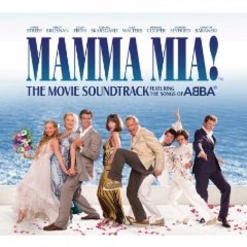 Soundtrack - CD MAMMA MIA! THE MOVIE