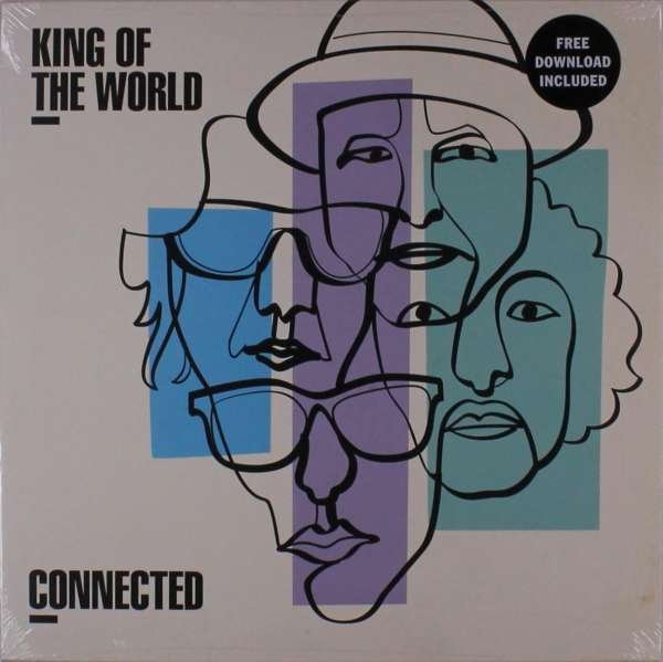 Vinyl KING OF THE WORLD - CONNECTED