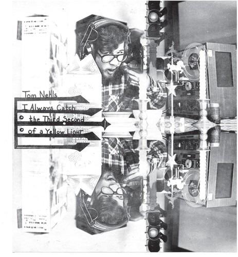 Vinyl NEHLS, TOM - I ALWAYS CATCH THE THIRD SECOND OF A YELLOW LIGHT