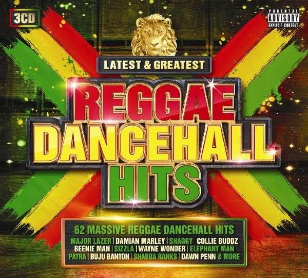 CD V/A - REGGAE DANCEHALL HITS