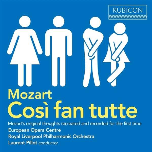 CD MOZART, W.A. - COSI FAN TUTTE