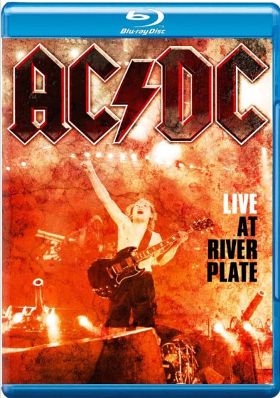 AC/DC - Blu-ray Live At River Plate