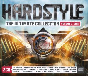 CD V/A - HARDSTYLE THE ULTIMATE COLLECTION VOL.2 2012