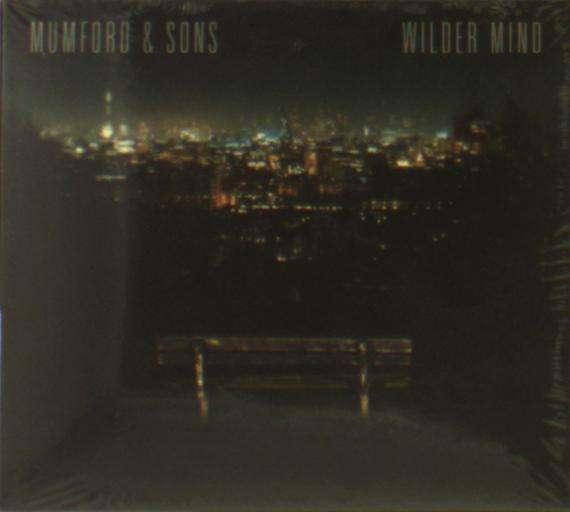Mumford & Sons - CD WILDER MIND/DELUXE