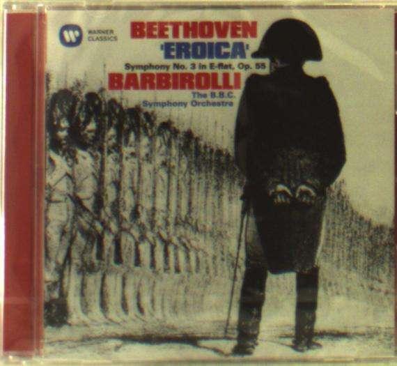 CD BARBIROLLI/BBC SYMPHONY ORCHESTRA - BEETHOVEN: SYMPHONY NO. 3 'EROICA'