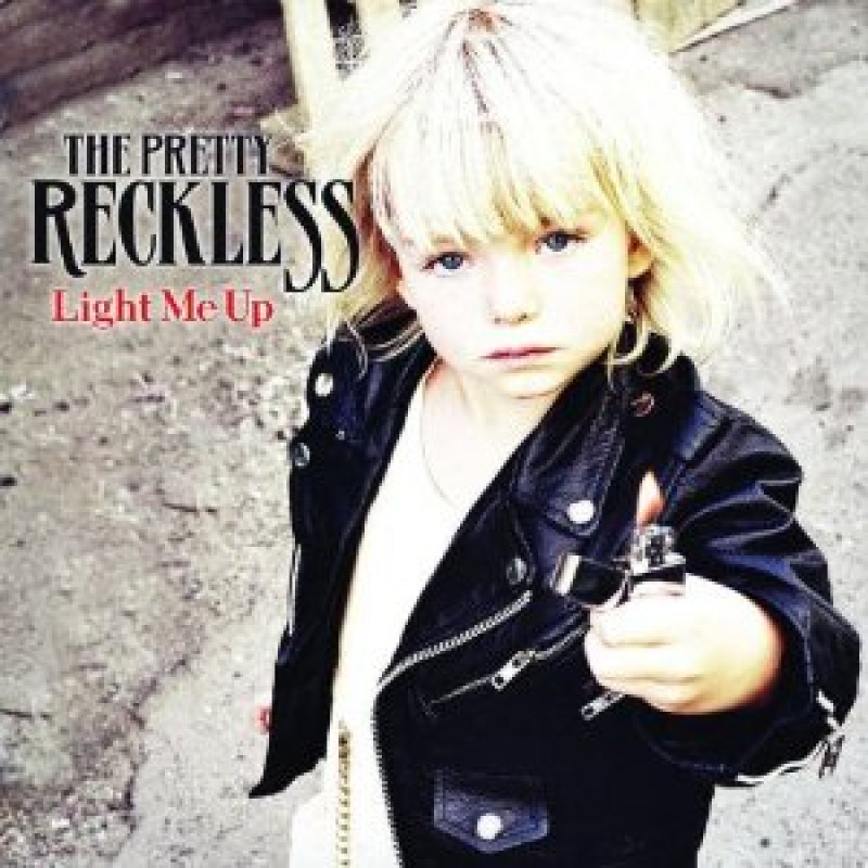 CD THE PRETTY RECKLESS - LIGHT ME UP