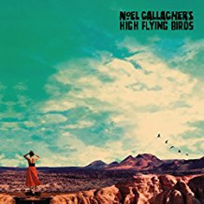 CD NOEL GALLAGHER'S HIGH... - WHO BUILT THE MOON?/DLX