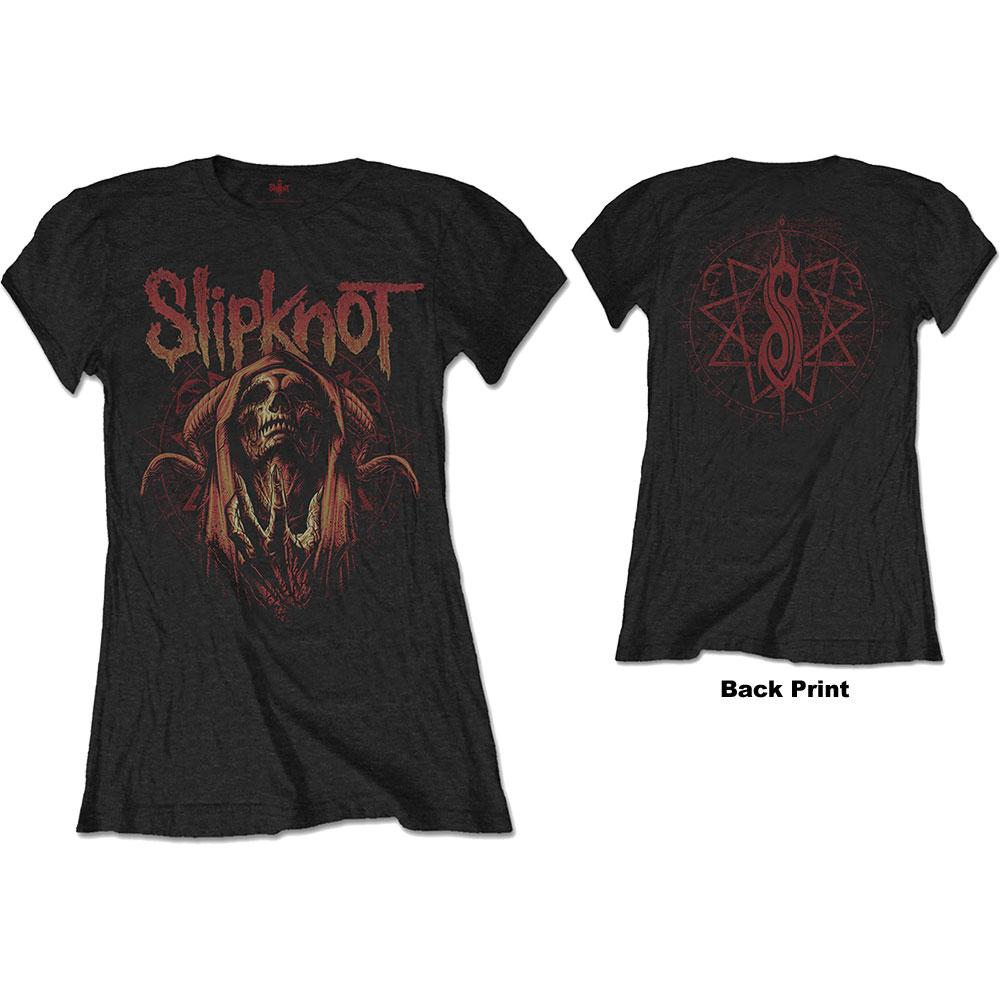 Slipknot - Tričko Evil Witch - Žena, Čierna, XL