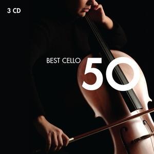 CD V/A - 50 BEST CELLO