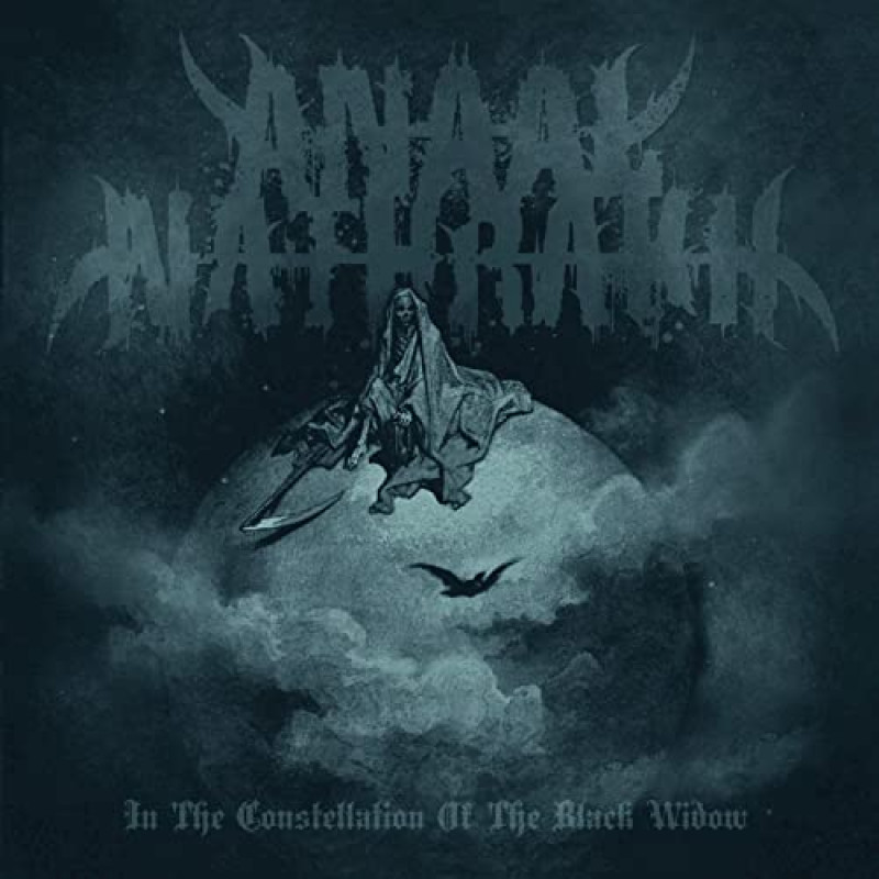 Vinyl ANAAL NATHRAKH - IN THE CONSTELLATION OF THE BLACK WIDOW