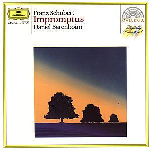 CD BARENBOIM DANIEL - IMPROMPTUS D 899,935