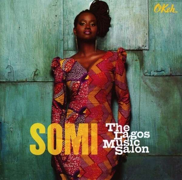 CD Somi - Lagos Music Salon