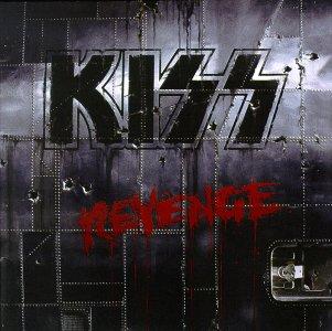 Kiss - CD REVENGE