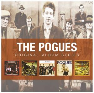 CD POGUES, THE - ORIGINAL ALBUM SERIES