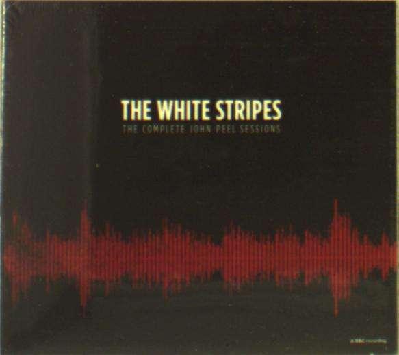 CD WHITE STRIPES - COMPLETE PEEL SESSIONS: BBC