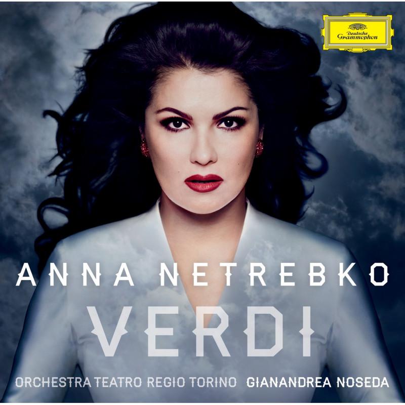 Anna Netrebko - CD VERDI-ANNA NETREBKO