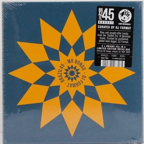 Vinyl V/A - 7-BRAZIL 45 VOL.2