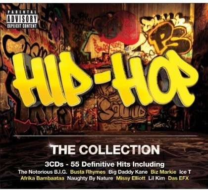 Various - CD HIP-HOP - THE COLLECTION
