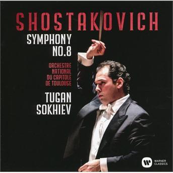 CD SOKHIEV, TUGAN - SHOSTAKOVICH SYMPHONY NO.8