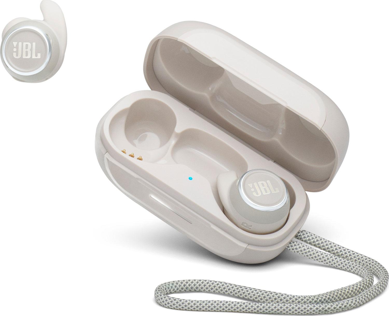 Slúchadlá JBL Reflect Mini NC White