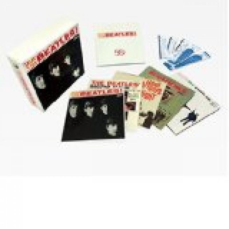 The Beatles - CD THE JAPAN BOX
