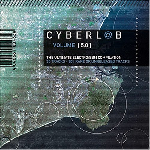 CD V/A - CYBERLAB 5.0