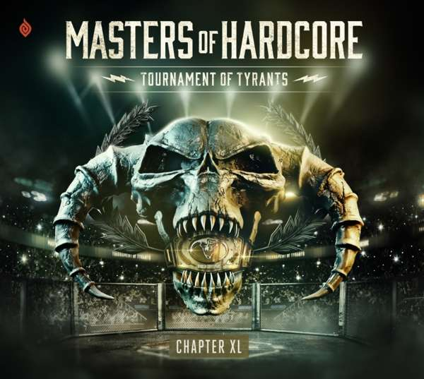 CD V/A - MASTERS OF HARDCORE: CHAPTER XL