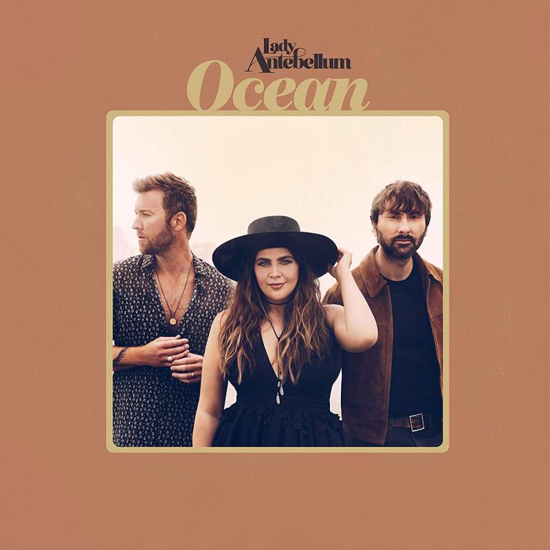 CD LADY ANTEBELLUM - OCEAN