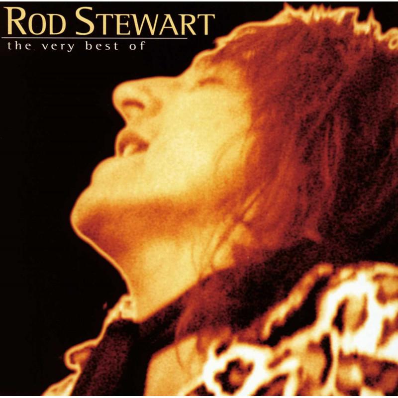 CD STEWART ROD - THE VERY BEST OF