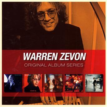CD ZEVON, WARREN - ORIGINAL ALBUM SERIES