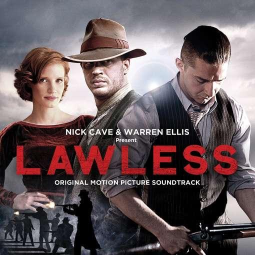 CD CAVE, NICK/WARREN ELLIS - Lawless
